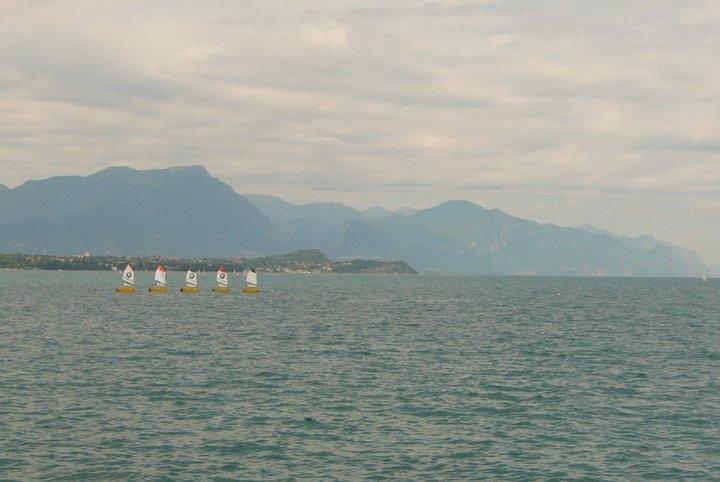 Gardajärven lumous