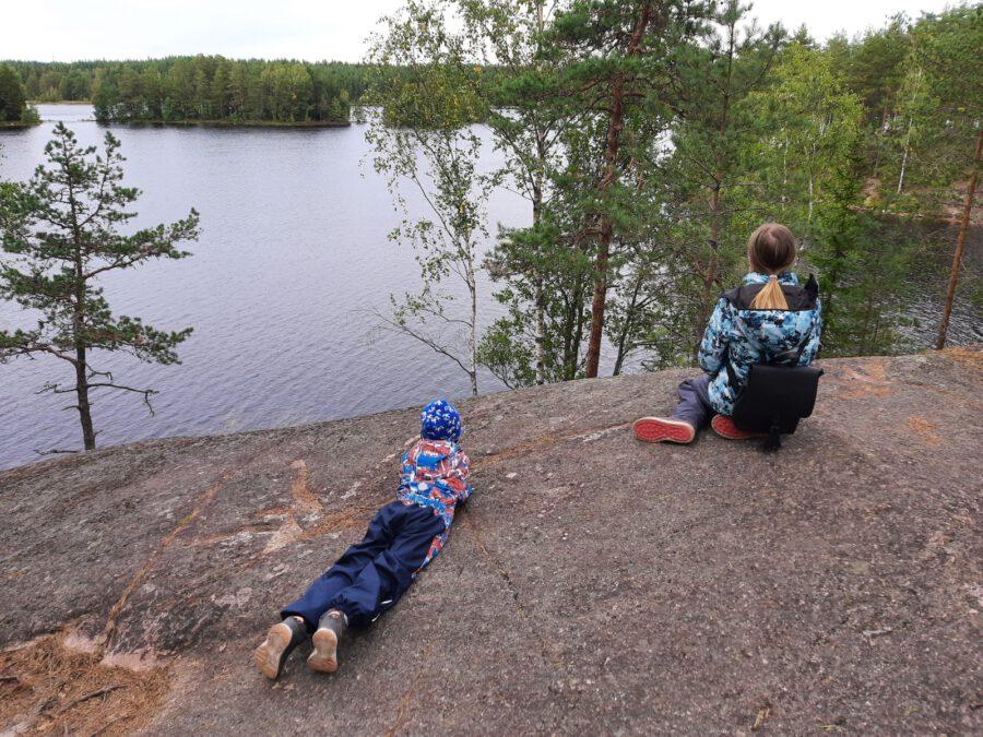 Minne mennä? Where to go in Finland?
